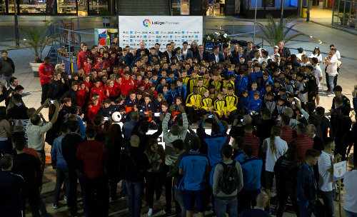 XXII. Internationale Turnier LaLiga Promises in Teneriffa