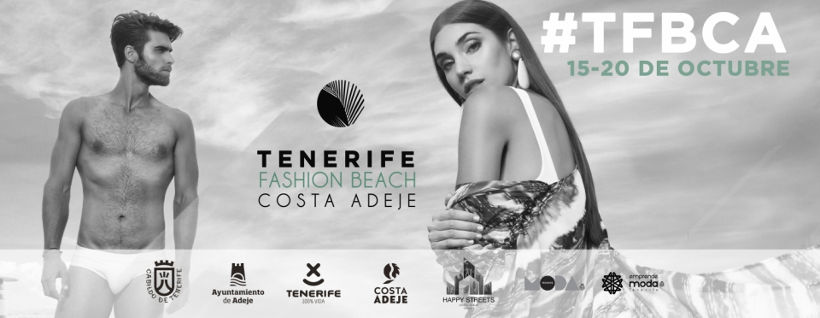 Tenerife Fashion Beach Costa Adeje 2018 #TFBCA