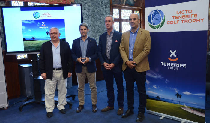 IAGTO Tenerife Golf Trophy