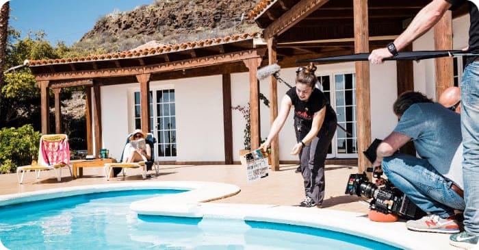 Ein Ferienhaus Auf Teneriffa