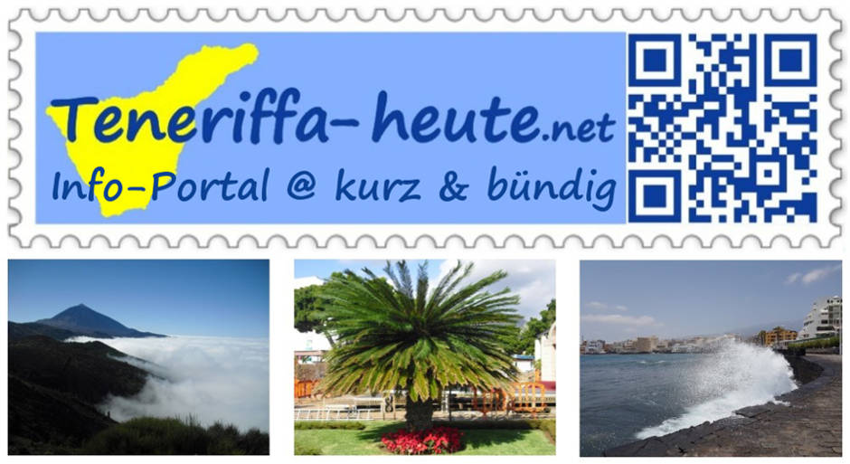 Teneriffa-heute • Mobiles Portal für Einwohner und Besucher Teneriffas